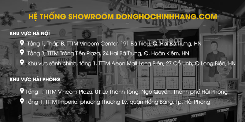 he thong showroom dong ho chinh hang